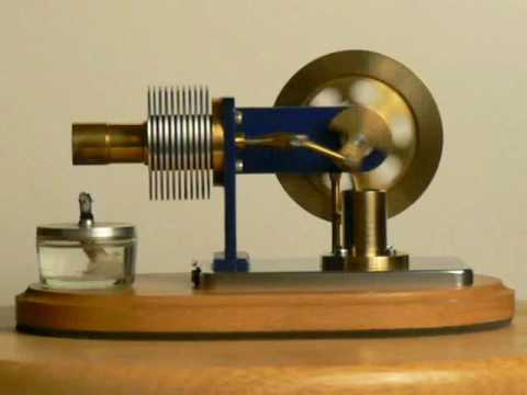 how to stop stirling engines from overheating