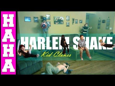 THE HARLEM SHAKE! (Kid Clone Version)
