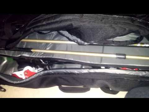 Dakine Concourse Double Ski Bag - 200cm - Black