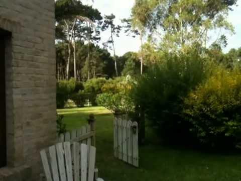 www.casa-pinares.com relajarse Casa Pinares en Punta del Este Uruguay.MOV