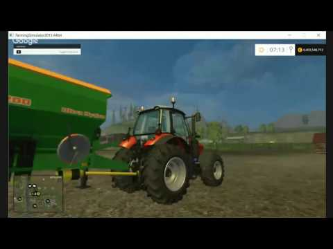 FARMING SIMULIATOR 2015 LT