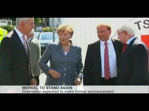 News Politics  : Merkel Election 2017