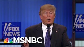 Trump Now Crashing In 2020 As Some Fans Bolt, Echoing Trump U. Debacle | MSNBC