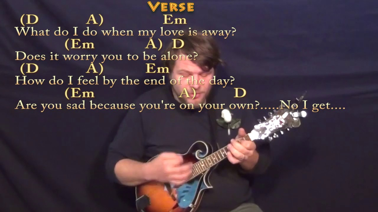 With a little help from my friends beatles mandolin cover lesson with a little help from my friends beatles mandolin cover lesson in d chordslyrics hexwebz Choice Image