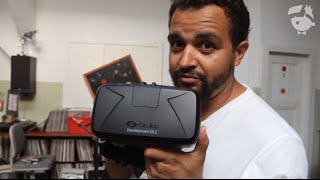 VR-Nerds`TV | 003 | Oculus Rift Dev Kit 2 (DK2) Unboxing / Quick-Review (Deutsch)