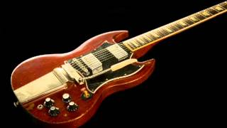 Hard rock backing track in Gm
