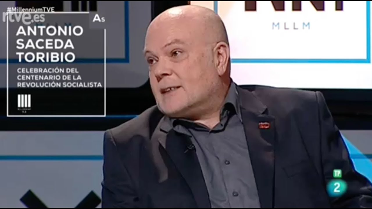Ser comunista hoy   Millenium de TVE La 2   16.01.2018