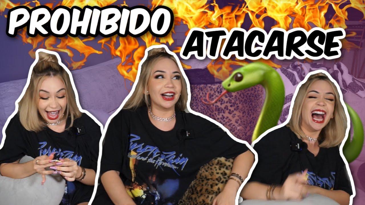 Chiquilla ATREVIDA con PASADO CATOLICO CONTESTA TODO ( +18)