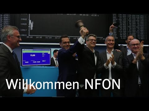 Börsengang (IPO) NFON AG