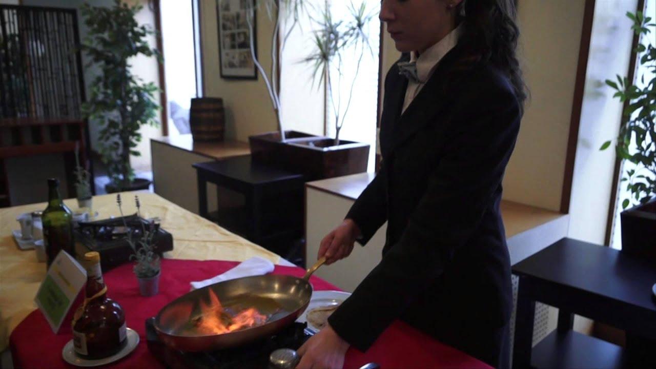 journées portes ouvertes du cfa et lycée belliard - youtube - Cfa Cuisine Ile De France