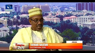 NIM Leader Optimistic CUPP Will Wrest Power From APC Come 2019 Pt.1  Sunrise Daily 