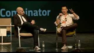 Shift Conference 2014:  Fireside Chat with Justin Kan (Y Combinator)