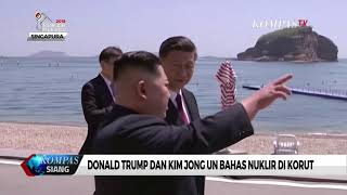 Download Video Donald Trump dan Kim Jong Un Bahas Nuklir di Korea Utara MP3 3GP MP4