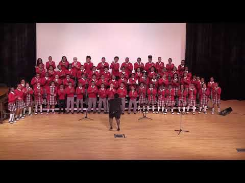 "Cardinal Shehan School Choir -  ""Gates to the City"""