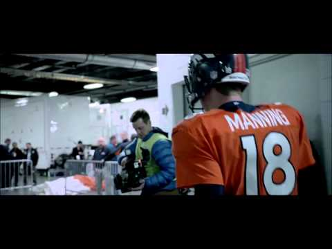 ESPN Monday Night Football Commerical 2014 - Peyton Manning