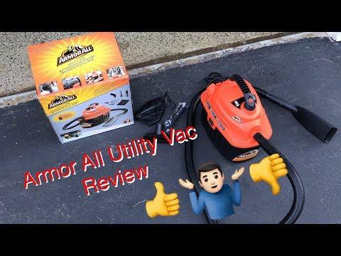 Armor All Utility Vac Review
