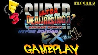 Super Ultra Dead Rising 3 Arcade Remix Xbox One GamePlay