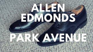 👀 Shine On Allen Edmonds Park Avenue Shoes ✨👞