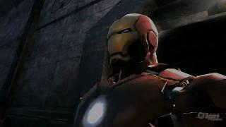 Iron Man 2 Videogame Trailer