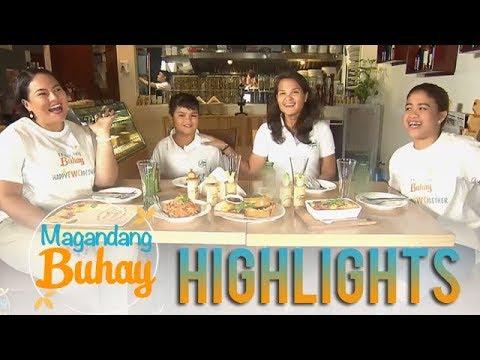 Magandang Buhay: The momshies visit Matteo's restaurant in Cebu