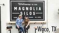 Magnolia Silos Bakery & Market in Waco, Texas