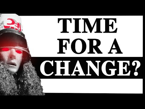 Buckethead 2019 - Time for a Change?