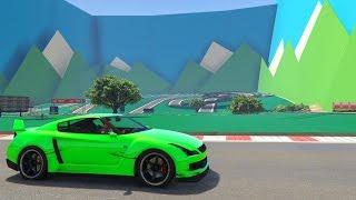 QUE BONITO!!! - CARRERA GTA V ONLINE - GTA 5 ONLINE