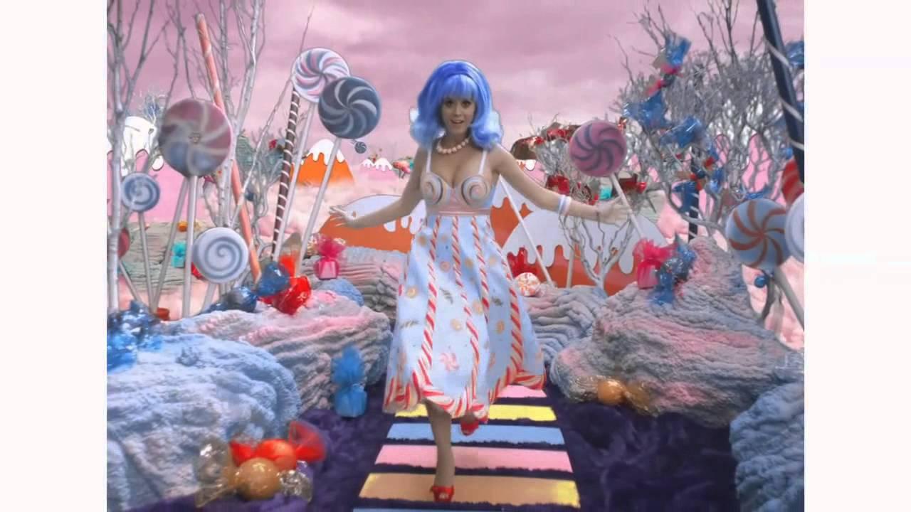 Katy Perry California Dreams Tour Interludes