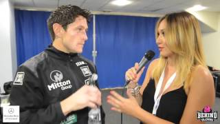 "Gavin McDonnell on Jeremy Parodi: ""He Played into My Hands"" POST FIGHT"