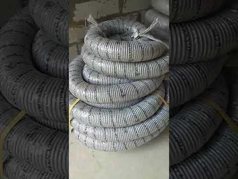 Cung cấp ống hút bụi gân nhựa, ống gút bụi công nghiệp 0985036499 - YouTube