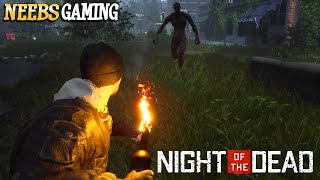 Is This Game Better Than 7 Days to Die? Night of the Dead First Look!