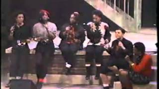 The Mint Juleps-I want to live easy  (Spike Lee Co. Do it a capella )