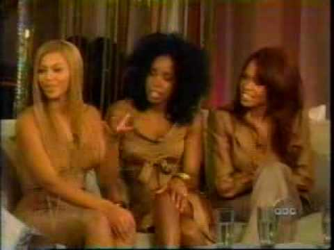 Destiny's Child (reunion interview) + The View