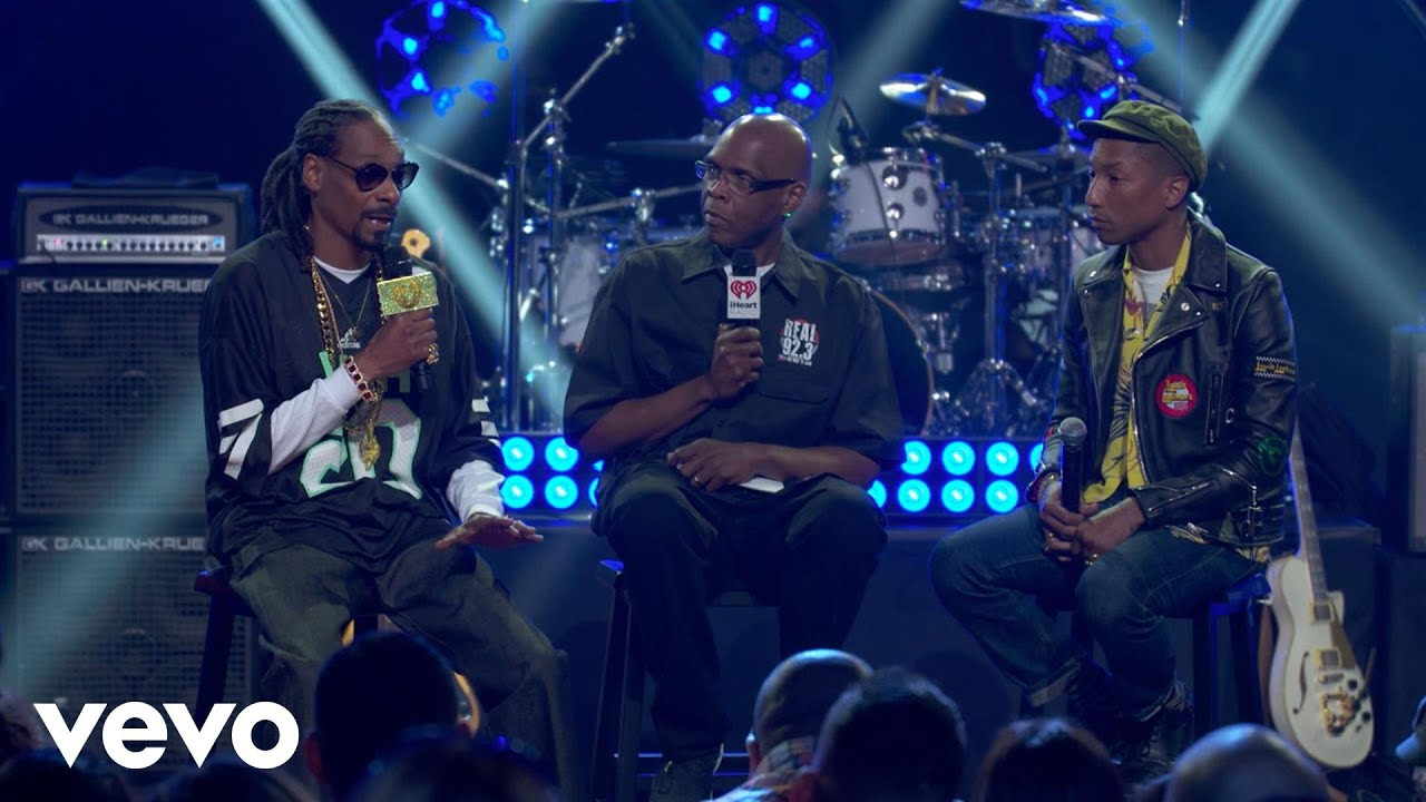Download Snoop Dogg - Q&A Part 2 (Live on the Honda Stage at the iHeartRadio Theater LA)