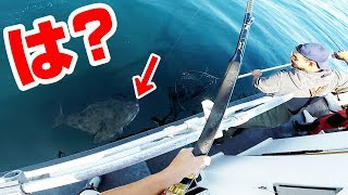バケモノ級‼世界最大種のカレイが釣れた‼【アラスカ編#3】