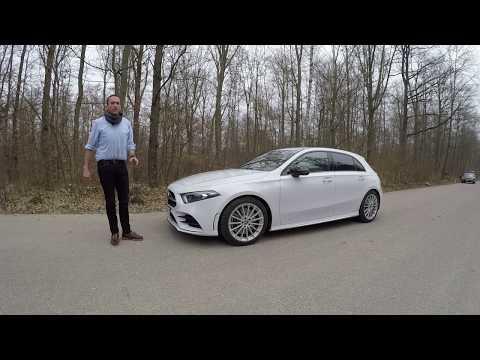 2019 Mercedes A-Klasse A-Class - First Drive Test Video Review