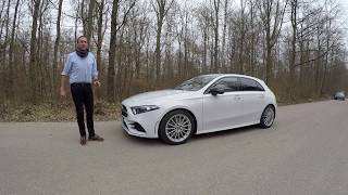 2019 Mercedes A-Klasse A-Class - First Drive Test Video Review
