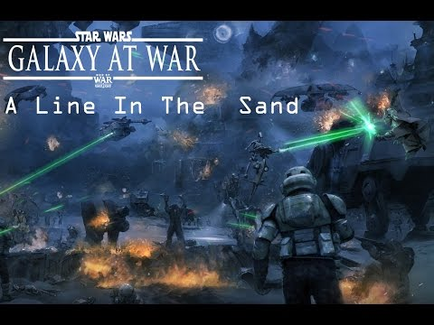 Galaxy At War: A Line in The Sand