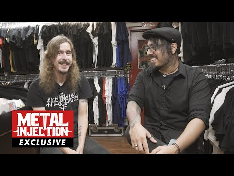 OPETH's Mikael Åkerfeldt On Keeping It Pure, Thinking About The End & More | Metal Injection