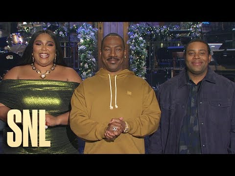 Chris Davis - REMINDER: Eddie Murphy and Lizzo on SNL Tonight! (PROMOS)