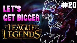 🎮League of Legends - Match #20 Cho