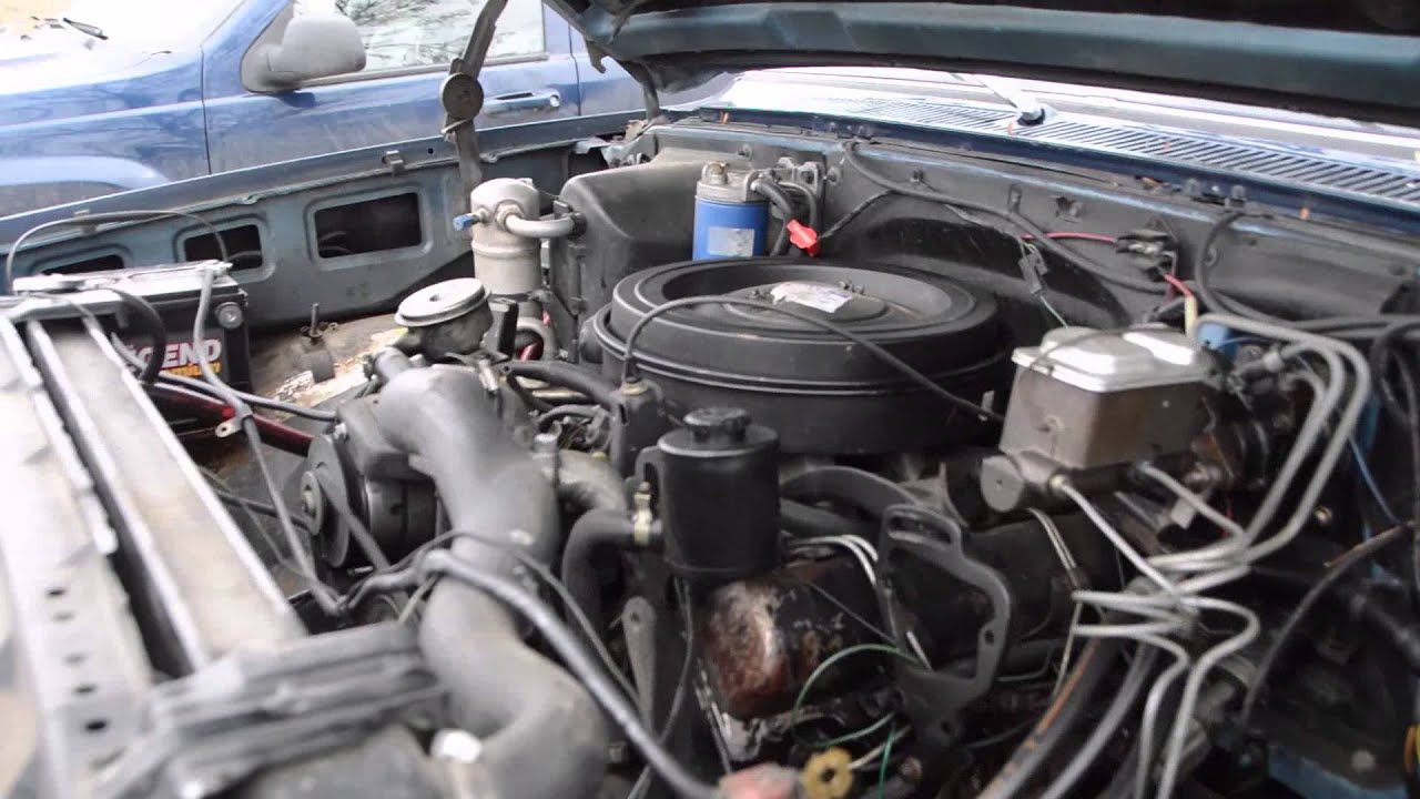 1984 Chevy 62 Diesel