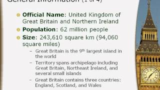 United kingdom powerpoint country