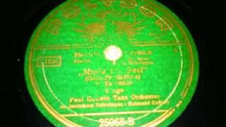 In Taormina (Musik um Susi) - Paul Godwin Orchester , Gesang: Raimond Gessner