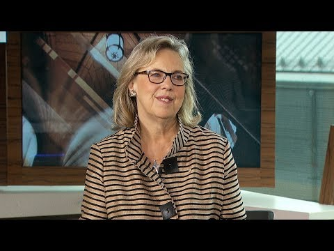 Elizabeth May Explains Why The Greens Aren't A One-issue Party