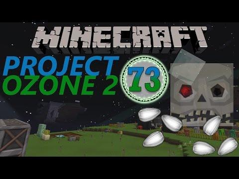 Minecraft: Project Ozone Part 73 - SKELETON SEEDS