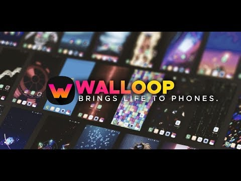 Wallpapers & Live Backgrounds 💎 WALLOOP™ PRIME - Apps on Google Play
