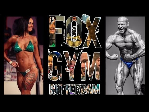 Fox Gym Rotterdam Official Opening