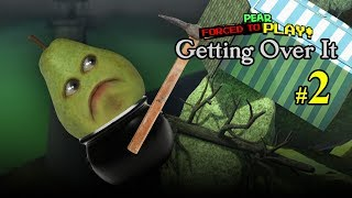 Pear FORCED to Play - Getting Over It #2