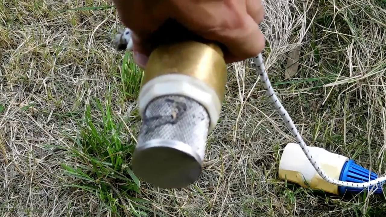 ¿cómo puedo obtener una mejor presión de agua de mi pozo?